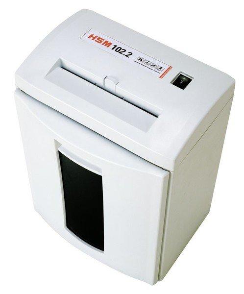 HSM 102.2 (4x25) Skartovací stroj